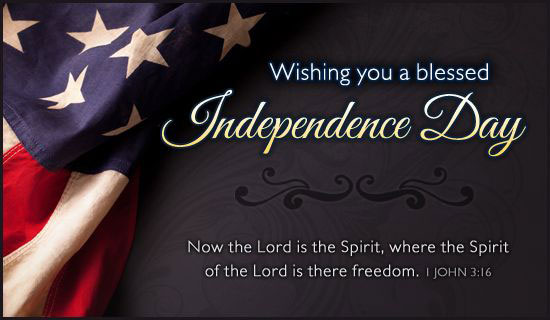 blessed Independence Day wish