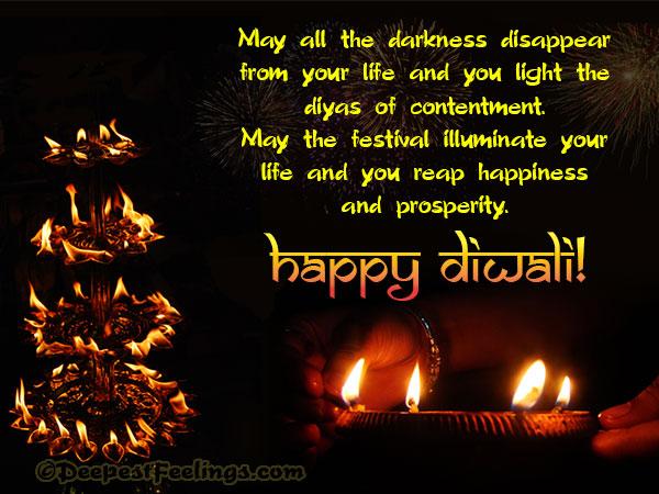 Lights of Diyas