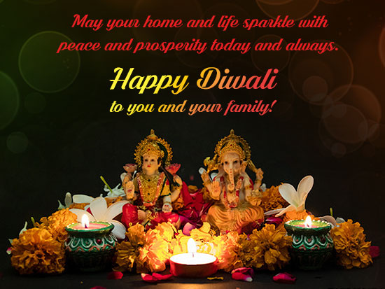 Wishes for Family and Friends!