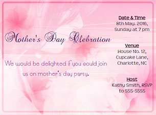 deepestfeelings mother s day invitation cards
