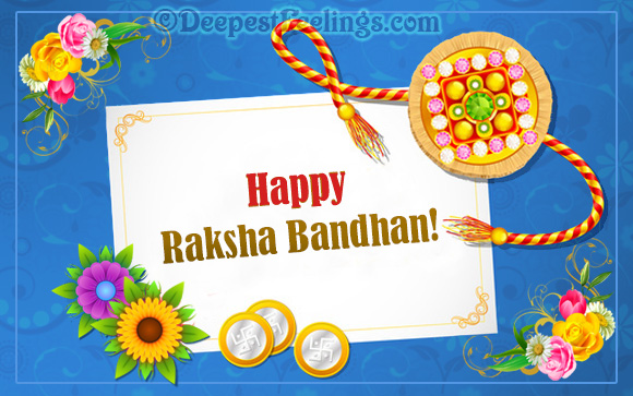 Rakhi greetings cards to send happy raksha bandhan m4hsunfo
