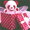 Greeting cards of Teddy Bear